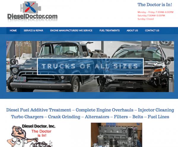 Diesel Doctor brand