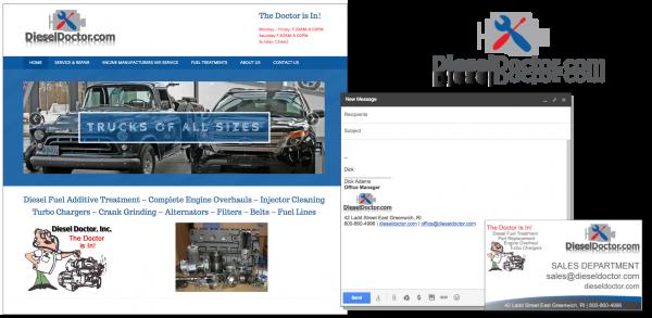 Domainworks Diesel Doctor Our Work