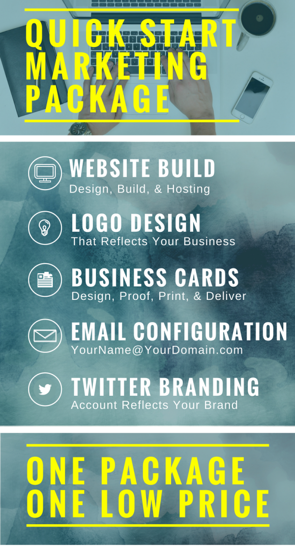 Domainworks Quick Start Marketing Package