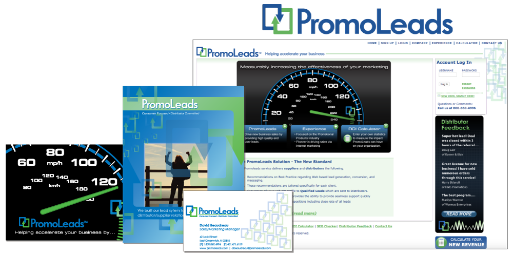 PromoLeads a Website by Domainworks
