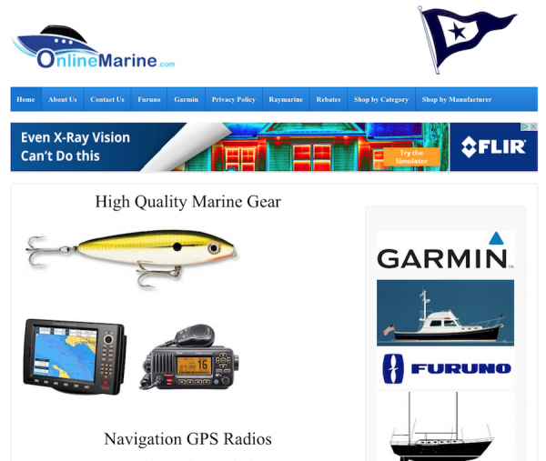 onlinemarine brand
