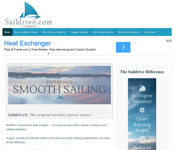 saildrive brand